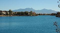 Sahuarita Lake Tucson Fishing